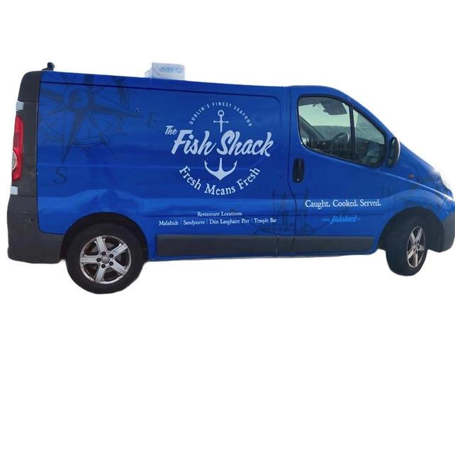 Full Wrap - Medium Van