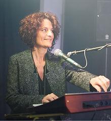 NADINE Sultana pianiste