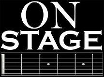 ON STAGE groupe de musique Toulon , var, paca,83, animation, mariage, soirée privée, france, pop, folk, rock, funk, chansons française, guitare, basse, batterie