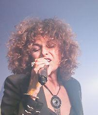 SYLVAINE Berry Chanteuse