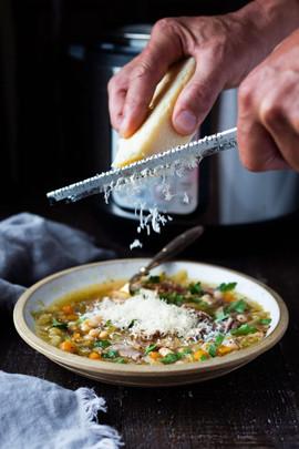 Lamb & Cabbage Soup