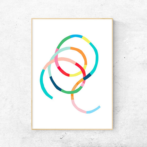 Knot - Open Edition Print