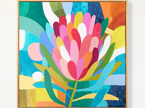 Protea Dream - Original painting