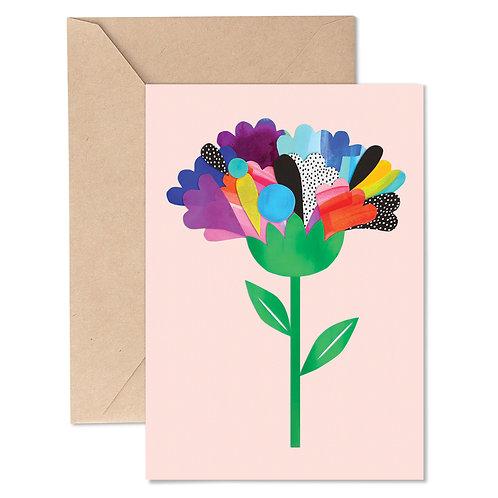 Greeting Card - Petals