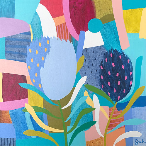 Wild Banksia - Fine art print