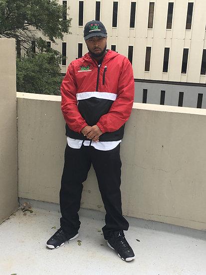 Robber Rain Jacket (Red)