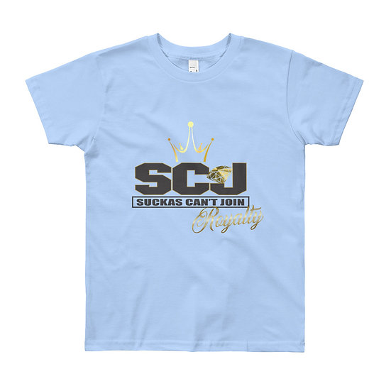 Youth SCJ Royalty T-Shirt