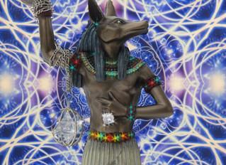 Conversation with Anubis