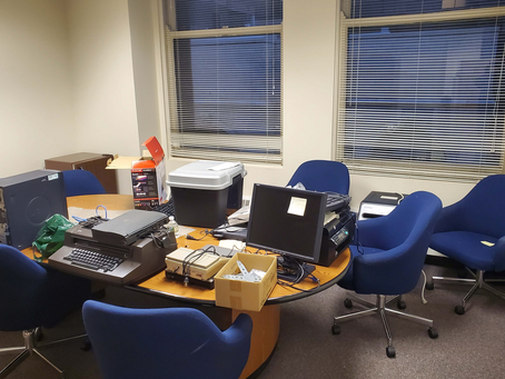 How to Prepare for the Moving of Personal Office Items