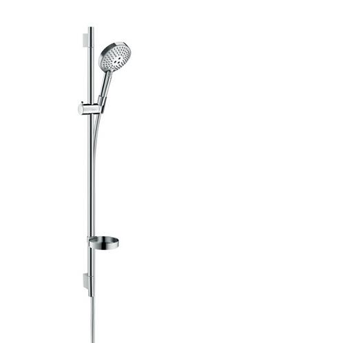 Hansgrohe Raindance Select S Shower Set 120 3Jet Powder Rain, 90cm Shower Rail