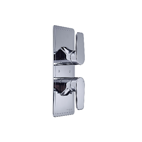 Perrin & Rowe Hoxton Concealed Thermostatic Shower with Shut-off