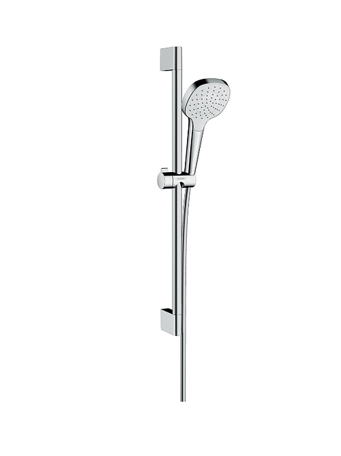 Hansgrohe Croma Select E Shower set 110 1jet with shower rail 65 cm