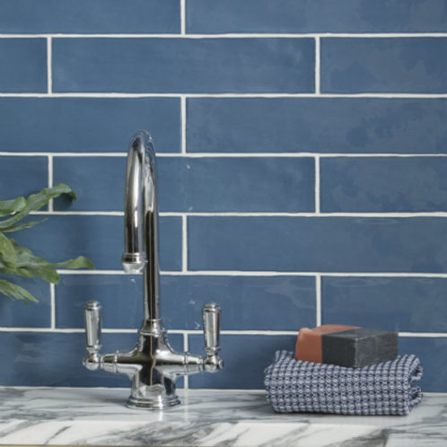 Carter Ceramic Azure 7.5 x 30cm Price Per Sqm