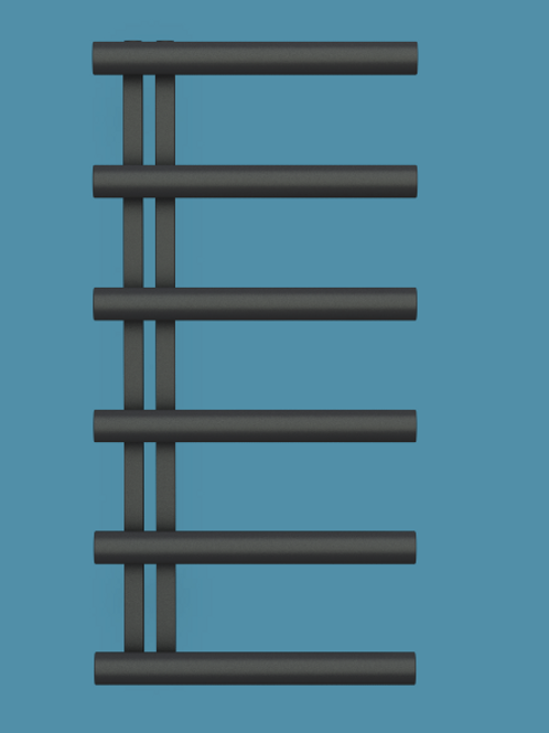 Bisque Chime 1000mm x 500mm Towel Rail