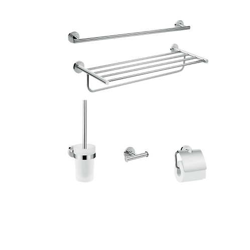 Hansgrohe Logis Universal Bath-accessory basic set 3 in 1