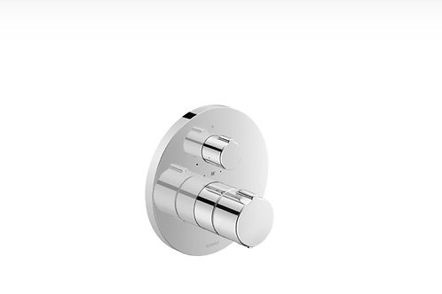 Duravit C.1Concealed Thermostatic Valve