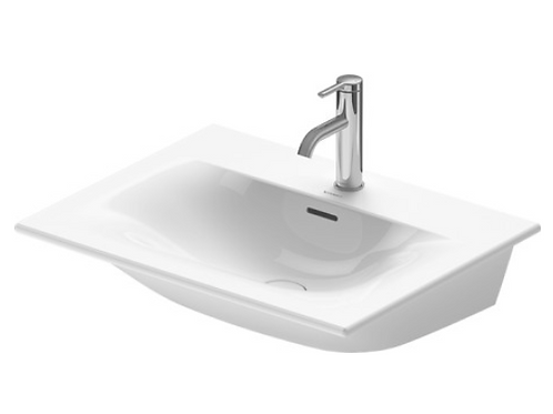 Duravit Viu Washbasin 630mm, Furniture Washbasin