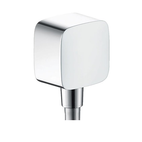 Hansgrohe FixFit Wall outlet with non-return valve
