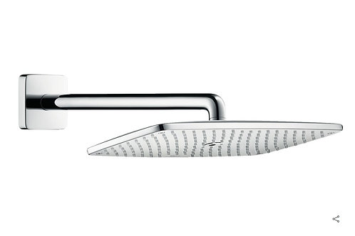 Hansgrohe Raindance E Overhead shower 360 1jet with shower arm 39 cm