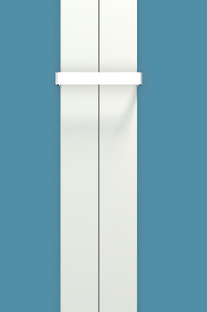 Bisque Blok 1890mm x 327mm Towel Radiator