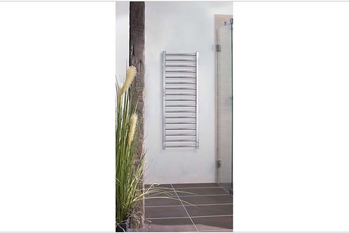 Zehnder 572mm x 450mm Stellar Stainless Steel Finish Radiator