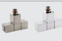 Zehnder Floor Piped Valve Set 5 (manual valve)