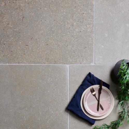Ashbourne Limestone Tumbled Finish Price Per Sqm