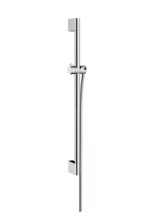 Hansgrohe Unica Shower rail Croma 65 cm with shower hose