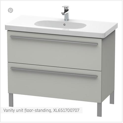 X-Large Vanity unit floor-standing 1000 x 470 mm