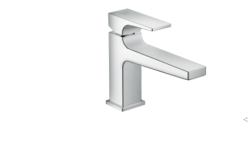 Hansgrohe Metropol Single lever basin mixer 100 CoolStart with lever handle and