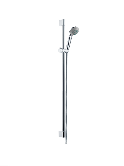 Hansgrohe Crometta 85 Shower set Mono with shower rail 90 cm