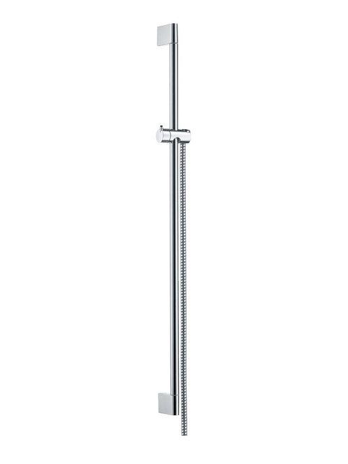 Hansgrohe Unica Shower rail Crometta 90 cm with shower hose