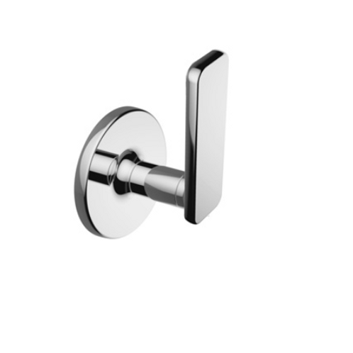 """Cifial TH400 3/4"""" Wall Stop Valve Lever Left Hand"""