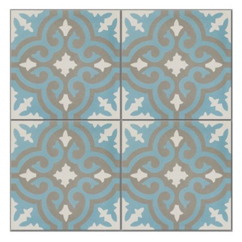 Casablanca Encaustic 20 x 20cm Price Per Sqm
