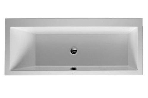 Duravit Vero Built-In Bathtub 1700x750 with support feet