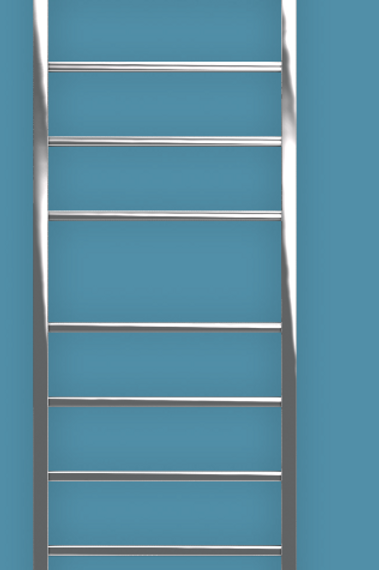 Biusqe Gio 1500mm x 530mm Towel Rail