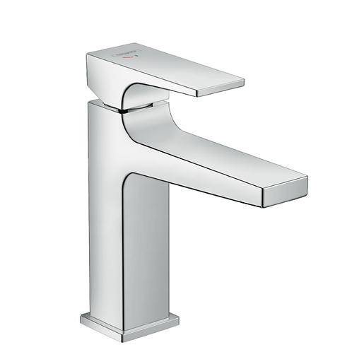 Hansgrohe Metropol Single lever basin mixer 110 CoolStart with lever handle and