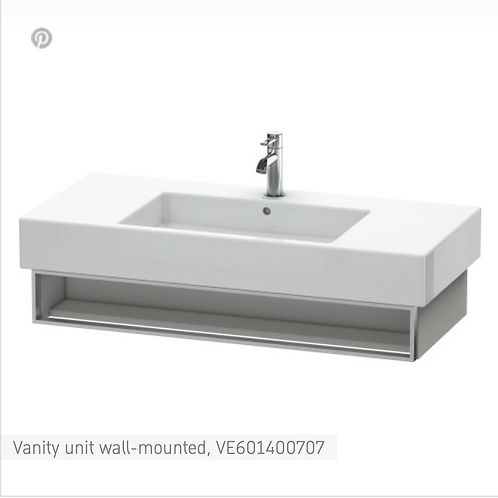 Vero Vanity unit wall-mounted 1000mm x 466mm
