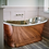 Thumbnail: BC Designs Copper/Nickel Boat Bath 1500mm