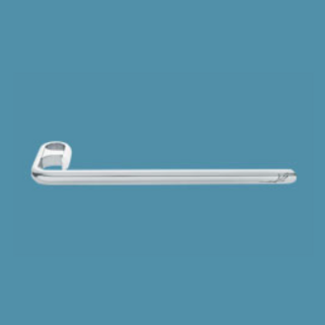 Bisque Tetro 538mm x 50mm Towel Rail