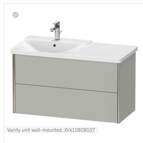 XViu Vanity unit wall-mounted 1010 x 469 mm