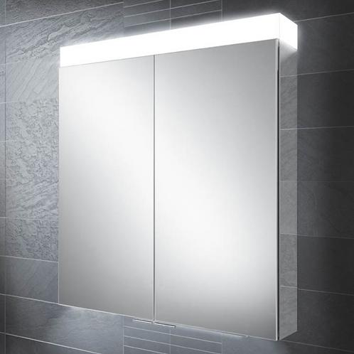 HIB Apex 80 Mirror Cabinet