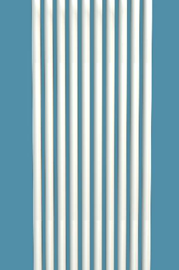 Bisque Tetro 1784mm x 500mm Towel Rail