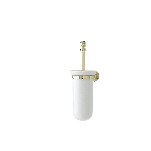 Perrin & Rowe Traditional Wall-Mounted Toilet Brush Holder