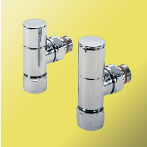 Bisque Valve Set D - Angled Manual