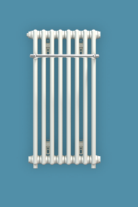 Bisque Classic 742mm x 394mm Towel Rail