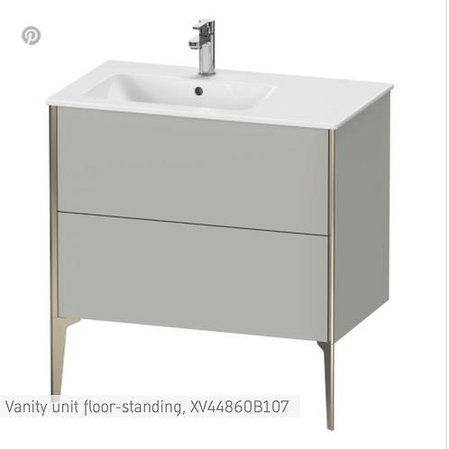 XViu Vanity unit floor-standing 810 x 480 mm