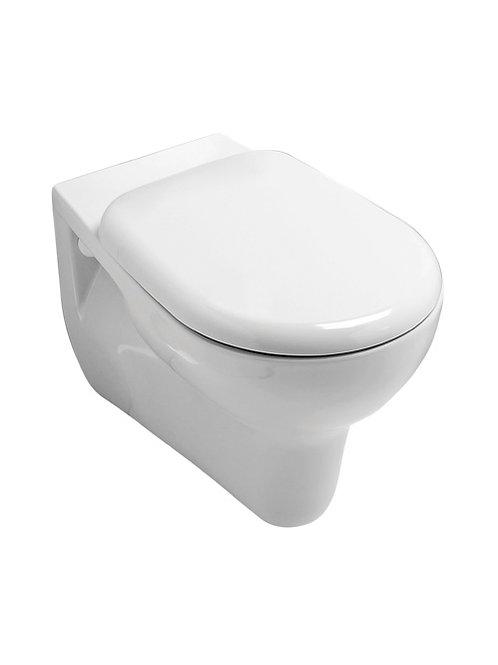 Cifial Optima Wall Mounted Pan & Seat #100119