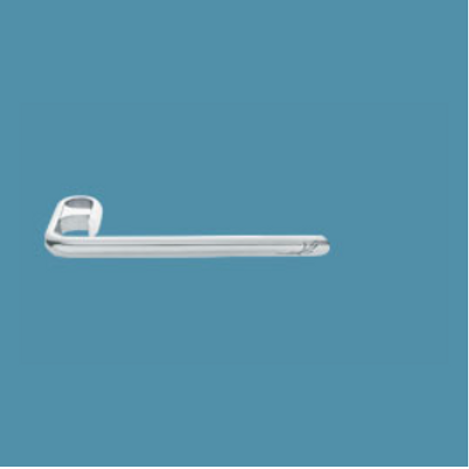 Bisque Tetro 338mm x 50mm Towel Rail