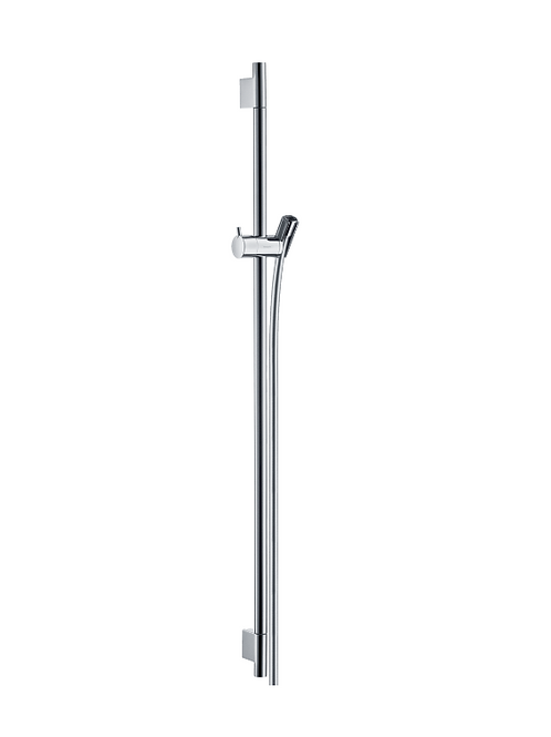 Hansgrohe Unica Shower rail S Puro 90 cm with shower hose